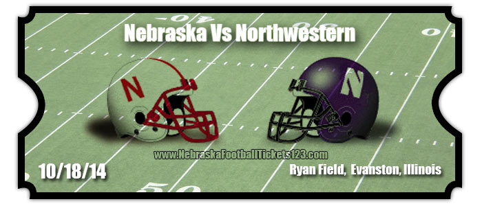 2014 Nebraska Vs Northwestern