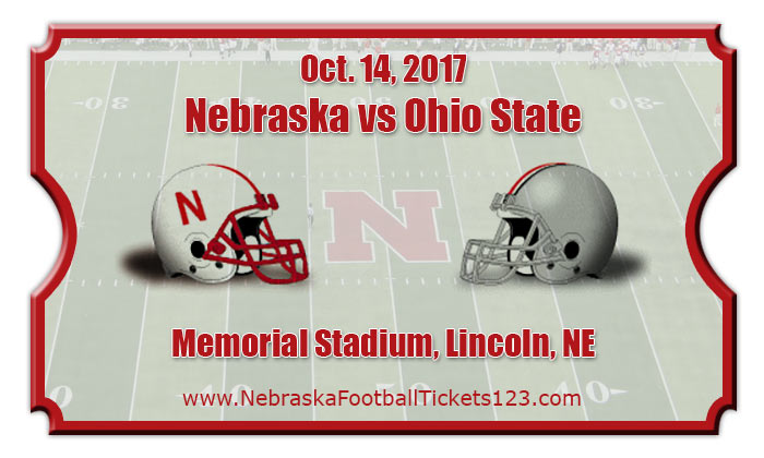 2017 Nebraska Vs Ohio State