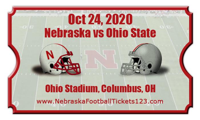 Nebraska Cornhuskers vs Ohio State Buckeyes Football ...
